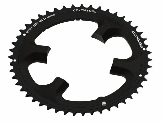 STRONGLIGHT Ultegra Chainring Outside 11-speed ct² black